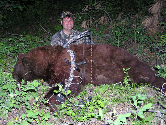Eric-Springer-bear-Archery-Sights-Bow-Sights